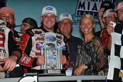 Sauter Wins Homestead NASCAR Trucks