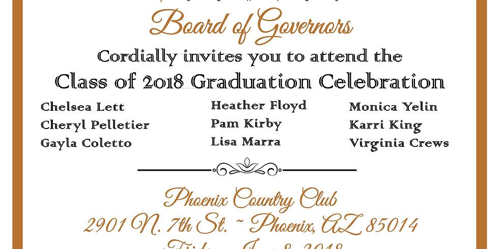Class of 2018 Graduation Celebration Dinner (1)
