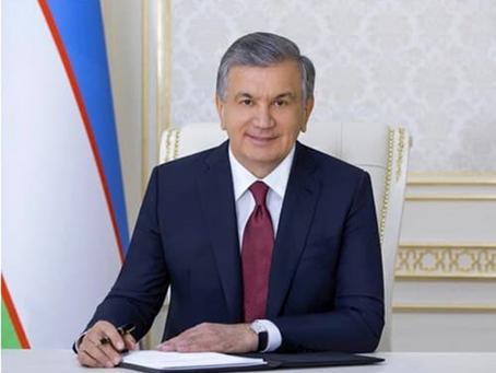 Interview with the President of the Republic of Uzbekistan - Shavkat Mirziyoyev