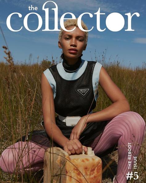 The Collector x Prada Cover