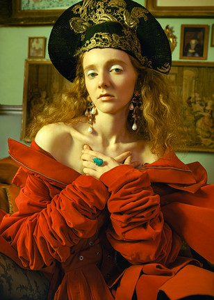 GLASSBOOK x 'A portrait of a Modern Muse'