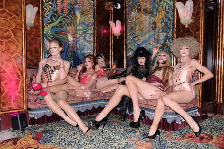 Agent Provocateur x Sink The Pink