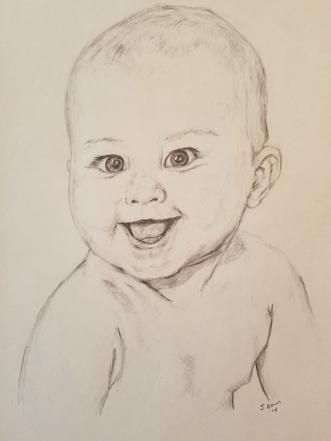 William in Graphite