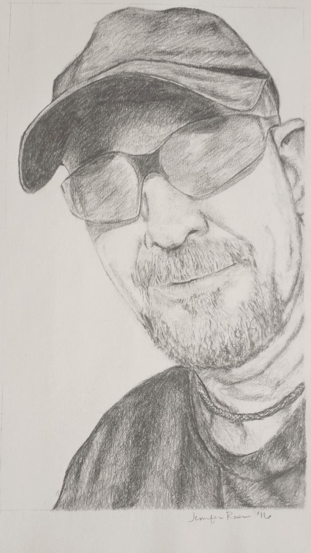 Ken in graphite