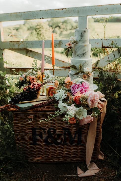 Secret Garden Styled Shoot
