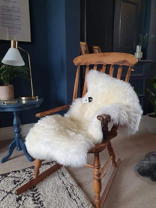 Large Ivory Sheepskin
