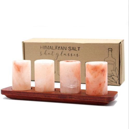 Himalayan Salt Shotglasses