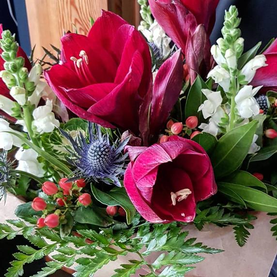 Amarylis Bouquet