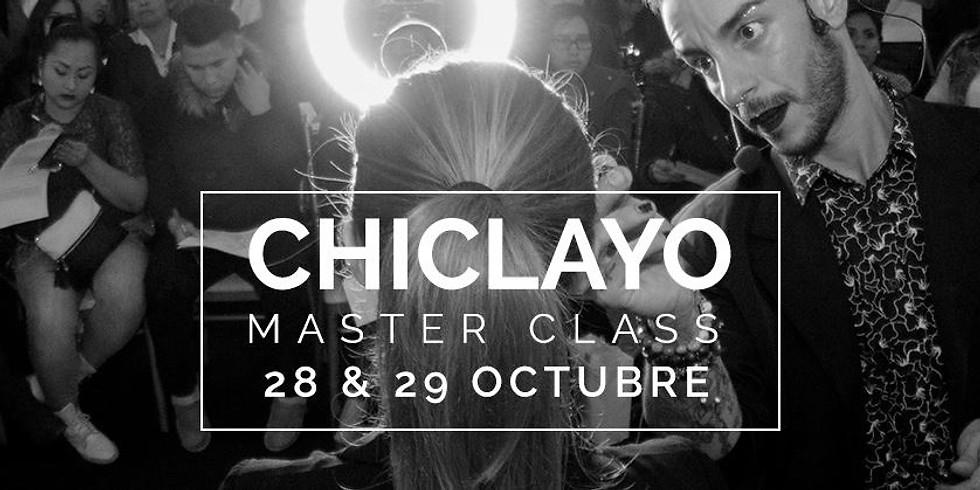 Chiclayo Masterclass (Automaquillaje) Bloque 3