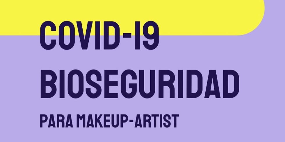 BIOSEGURIDAD para Makeup Artist 8