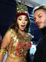 Elección de la Reina del Carnaval en Cajamarca