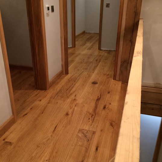 Border Oak - Engineered Plank #2