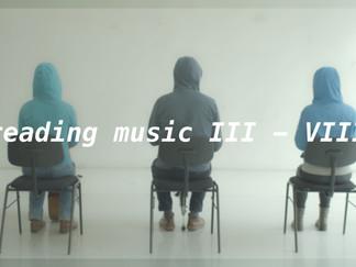調聲世界2.0--閱讀音樂 III-VIII  Tunings of the World 2.0: Reading Music III-VIII