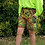 Thumbnail: FOREST PRINT SHORTS