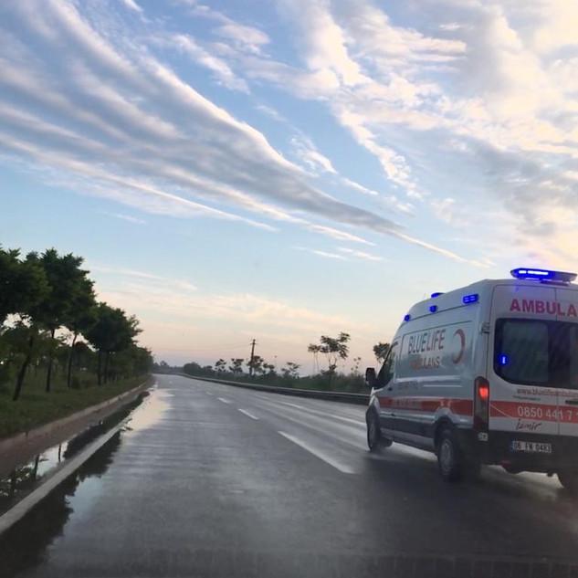 istanbul özel ambulans