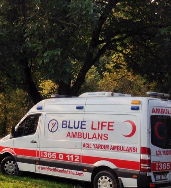 edremit özel ambulans