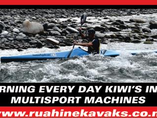 Win a Ruahine Kayak in 2017