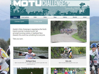 New Motu Challenge website goes live