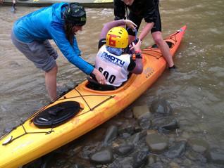 Kayak Recce Day 16 September 2017