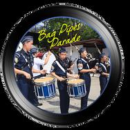 Bag Pipes Parade