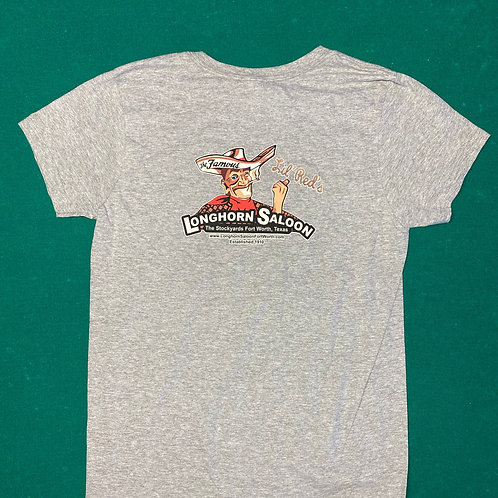Ladies Cut T-shirt