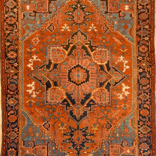 ANTIQUE HERIZ PERSIAN