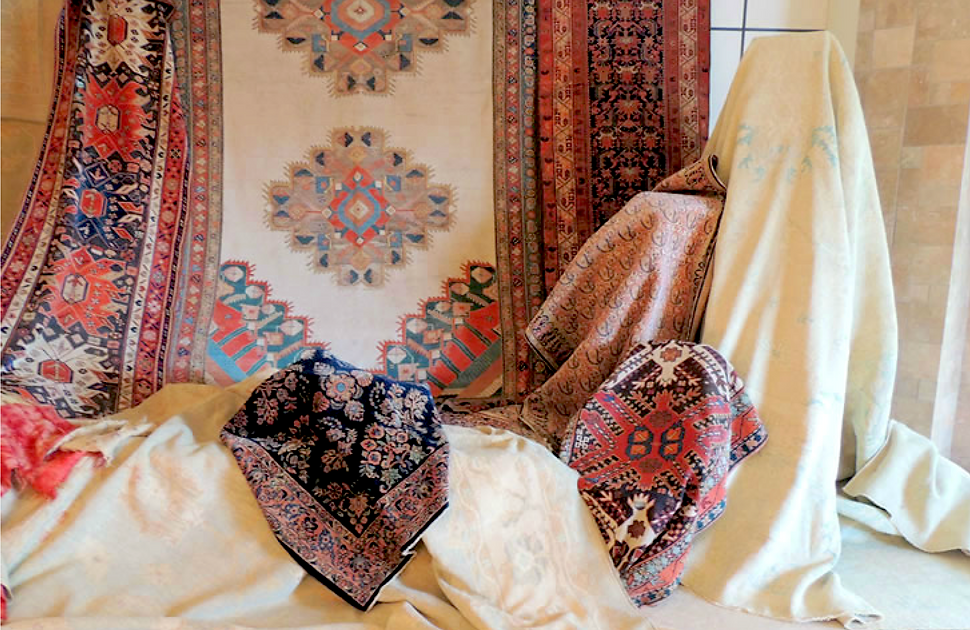 Handcrafted Persian & Oriental Rugs