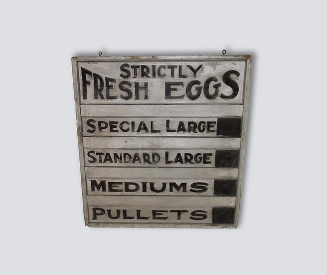 Strictly Fresh Eggs