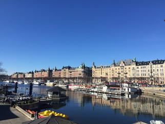 Strandvägen Stockholm