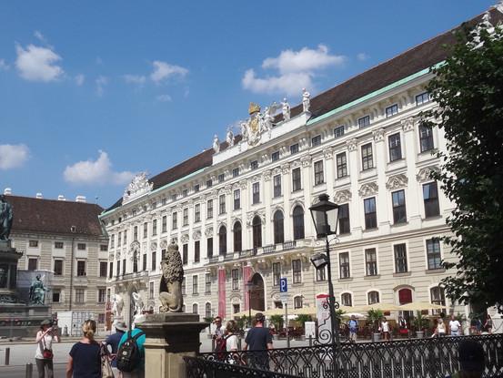 Hofburg Wenen
