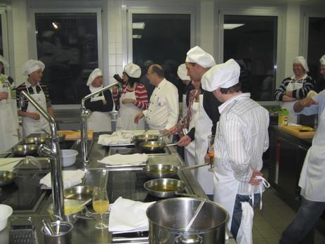 Kookworkshop Wiener Schnitzel bakken