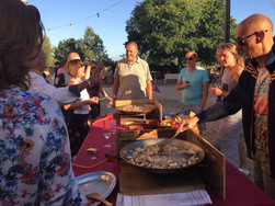Workshop Paella koken