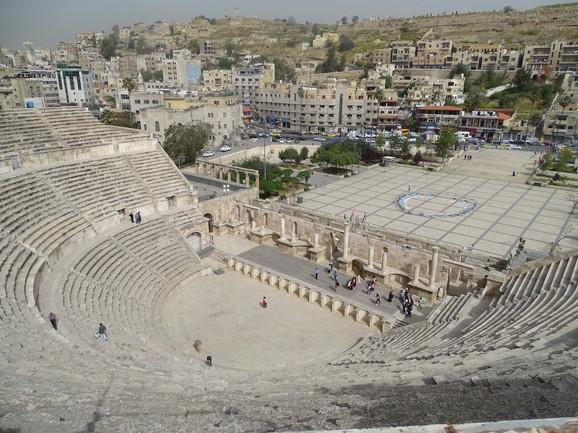 Amman Romeins theater