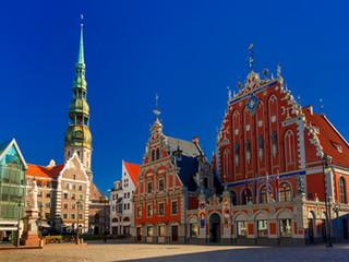 Riga, Letland