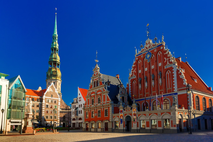 Riga stadhuisplein