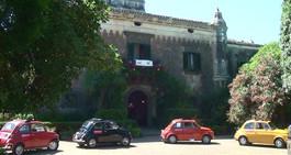 Fiat 500 tour Godfather thema
