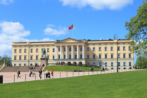 Koninklijk Paleis van Oslo