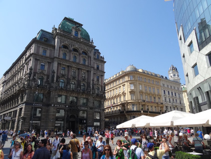 Stephansplatz Wenen