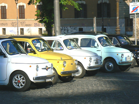 Fiat Tour Rome