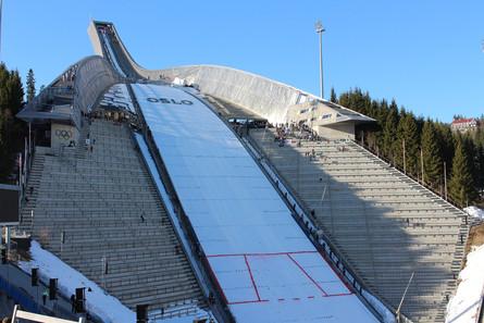 Holmenkollen skischans