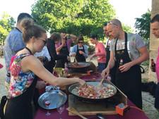 Paella kook workshop