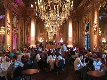 Private dinner in het Operagebouw