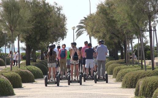 Segway tour Palma