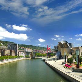 Bilbao, Spanje