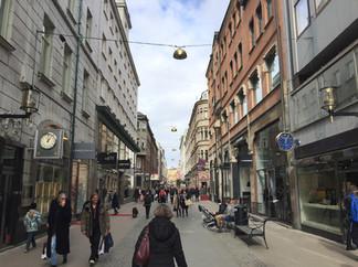 Biblioteksgatan Stockholm