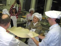 Workshop Apfelstrudel bakken