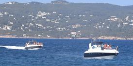 Middagje met luxury yachts