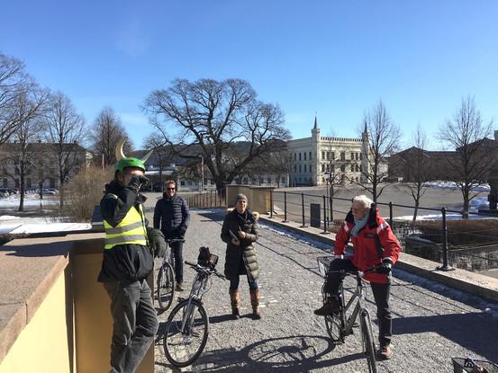 Oslo bike tour