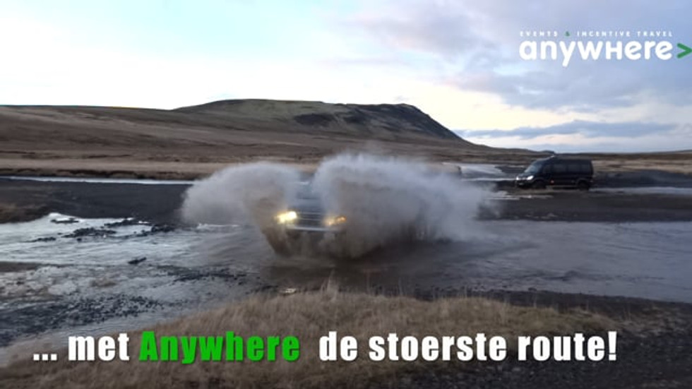 IJsland experience video
