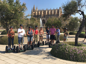 Segway Tour Palma de Mallorca